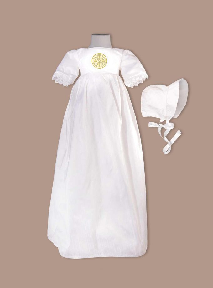 Clare Christening Gown